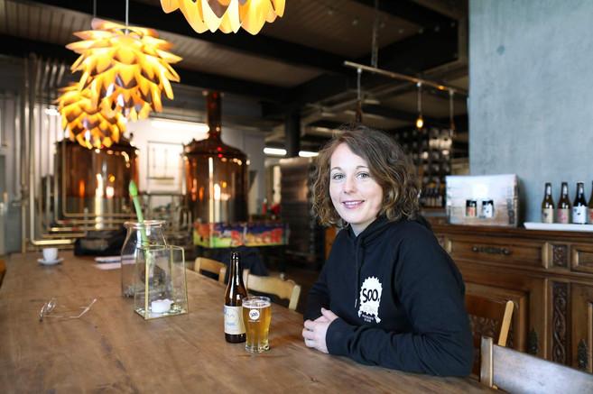 Soo.Bier - Geschäftsführerin Karin Wagemann
