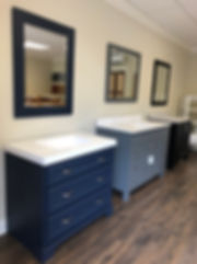 nautical style bathroom vanity
