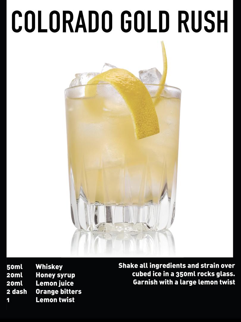 SS website Cocktail spec - Colorado gold