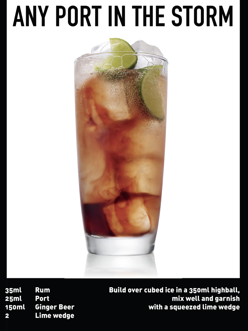 SS website Cocktail spec - ANY port in t