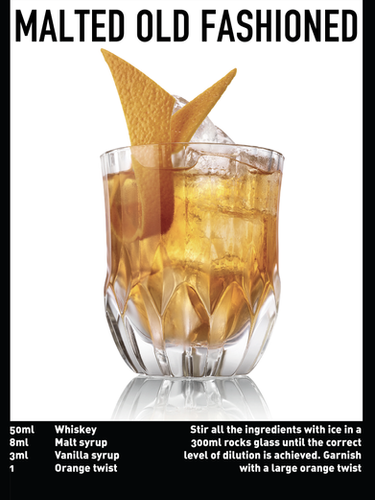 SS website Cocktail spec - malted old fa