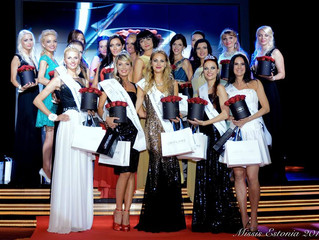 Missis Estonia 2016 final was held!