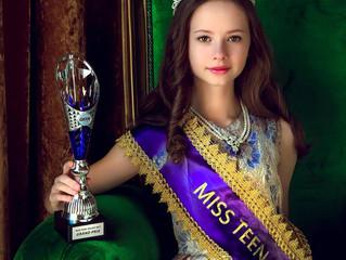 Teen Miss Estonia 2017 - casting!