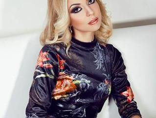 Ireni Erbi photoshoot in Moscow.