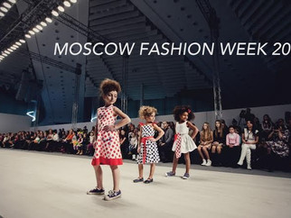 Casting Moscow Fashion Week 2017 moeshow'le!