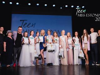 Teen Miss Estonia 2017 official results!