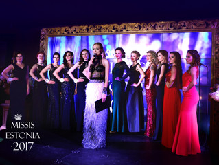 Missis Estonia 2017 final show is held!