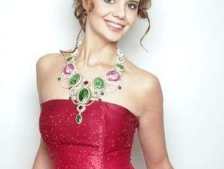 Miss Top of the World Estonia 2016 - Kristiina