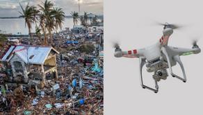 Infrastructure networks: Online coordination for road infrastructure restoration using UAVs