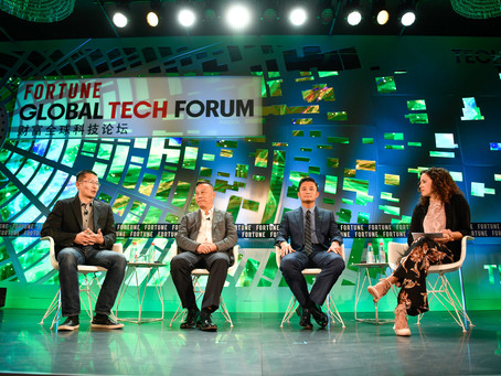 Tao Zhang Speaks About How Alternative Protein Ventures Can Help Environment at Fortune Forum