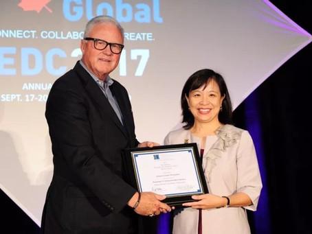 Dao Ventures Contest Wins International Award