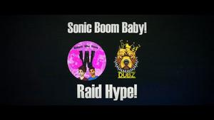 HeadHunter420 Twitch Raid Scene