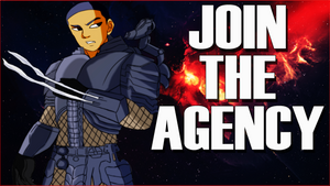 Welcome to the Agency HQ