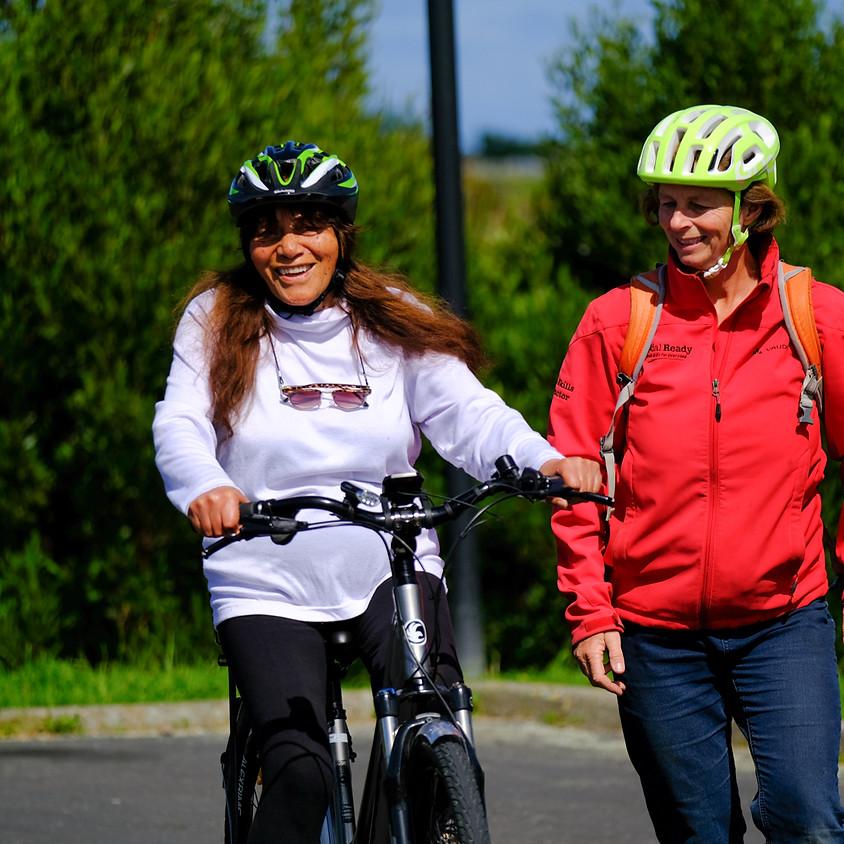 E-bike skills (Lower Hutt)