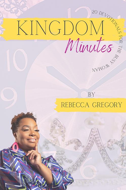 Kingdom Minutes 20 Day Devotional