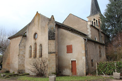 Eglise de Varennes-sur-Tèche