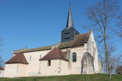 Eglise de Saint Didier-en-Donjon