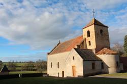 Eglise de Luneau