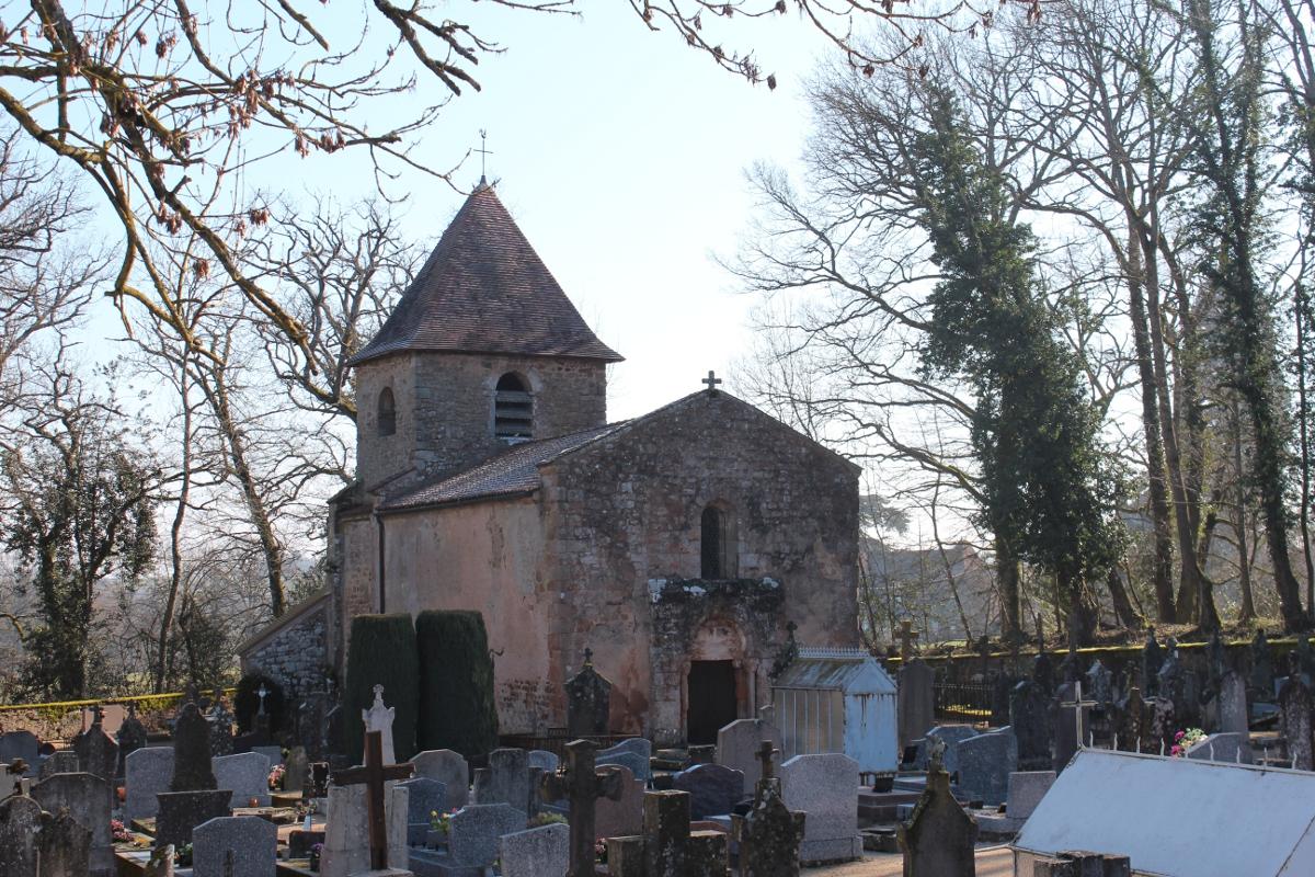 Chapelle de Montcombroux