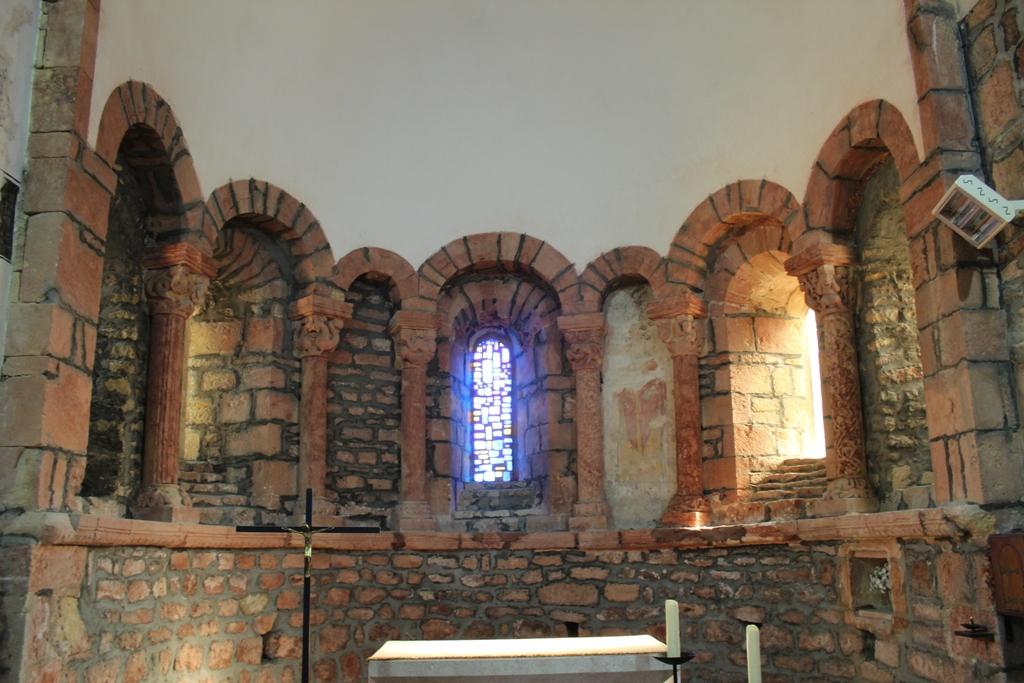 Eglise de Saint Léger-sur-Vouzance