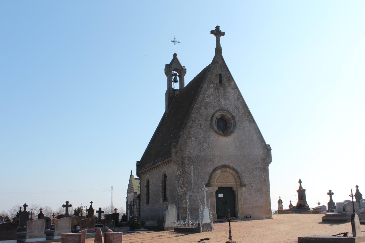 Chapelle Saint Hilaire du Donjon