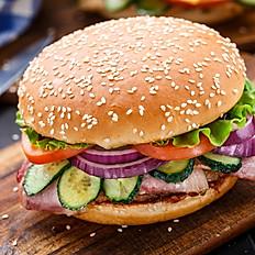 MEGA бургер