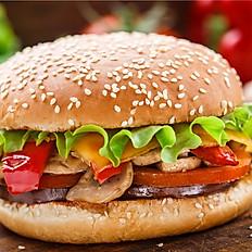 VEGAN бургер