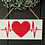 "Thumbnail: ""Hearts For Healthcare"" Hanging DIY Kit"