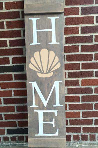 Home Shutter Seashell 4ft