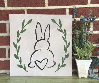 Spring Rabbit Outline Demo Vector.PNG