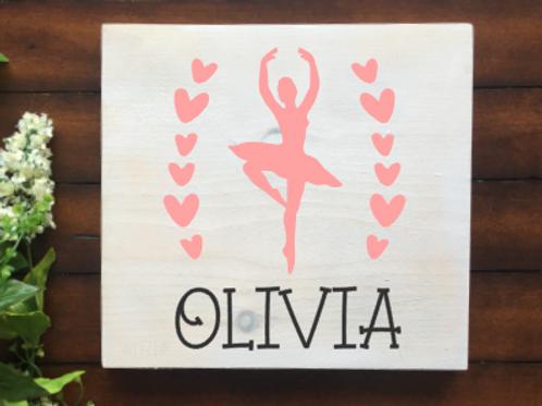 8x8 Ballerina Name