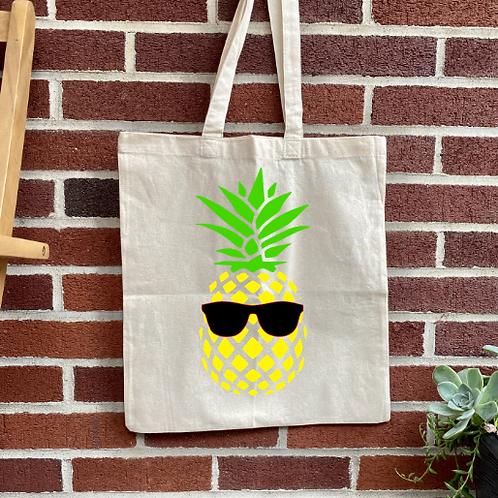 Cool Pineapple DIY Canvas Kit