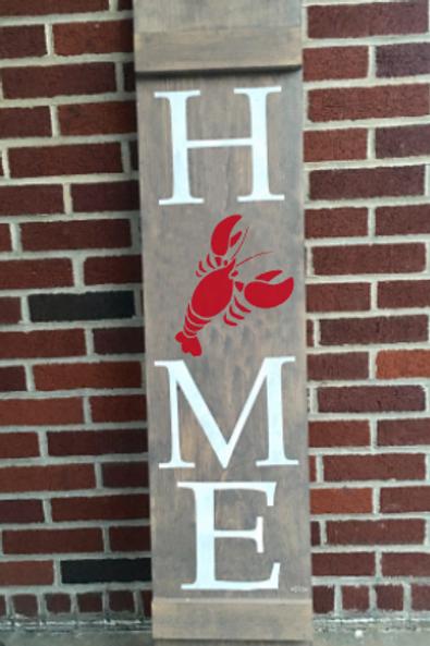 Home Shutter Lobster 4ft