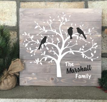 Family Tree 14x16