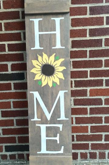 Home Shutter Sunflower 4ft