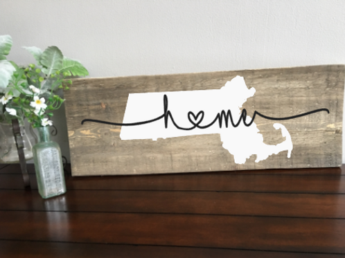 State Home 8x20