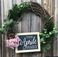 Personalized Wreath Kit