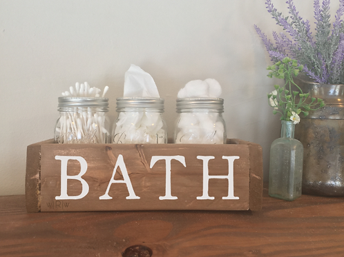 Bath Bathroom Box
