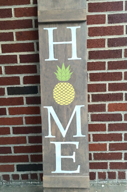 Home Shutter Pineapple 4ft
