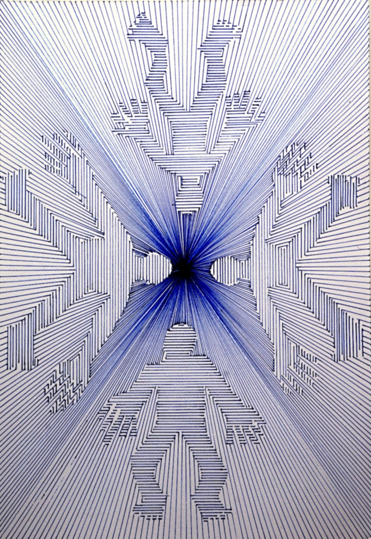 Tempo fugit blu