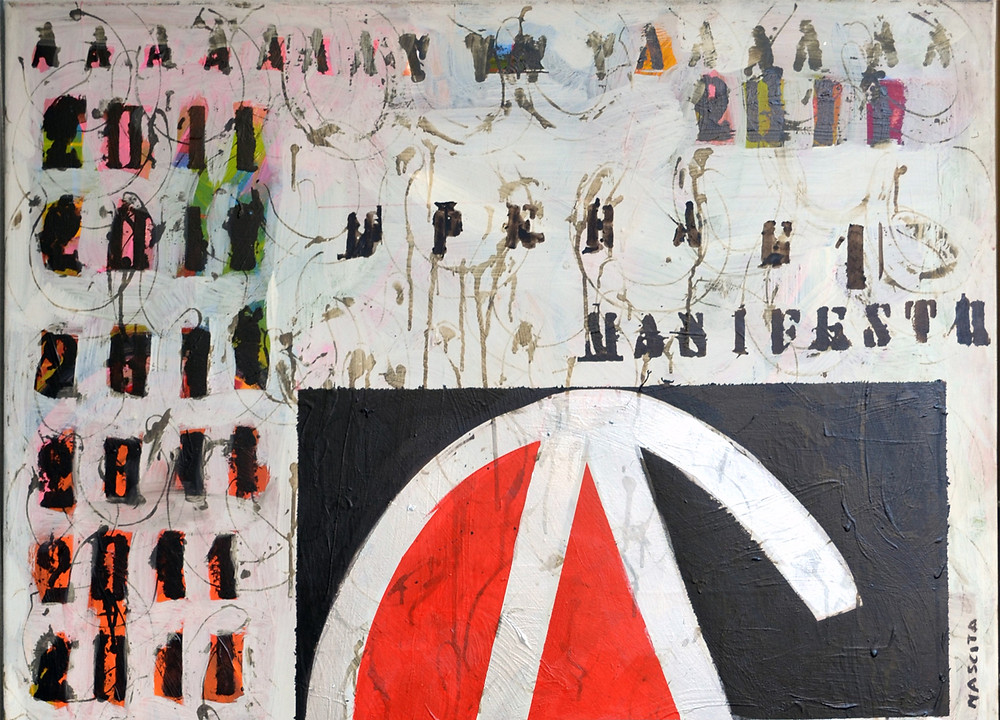 Aferetici Manifesto Gruppo A - Stefano Mariotti , Franco Santini
