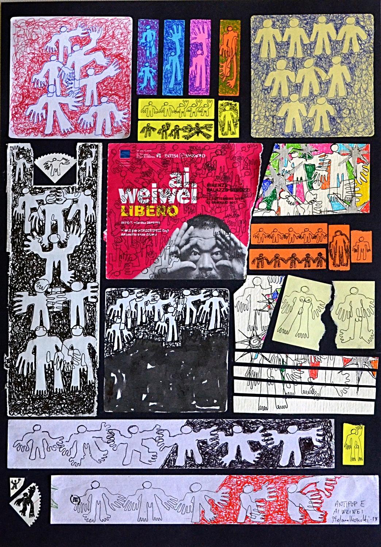Antipop e Ai Weiwei