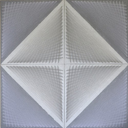 cinetico spaziale bianco