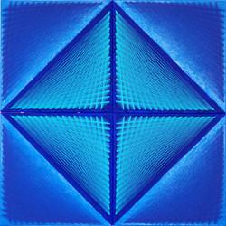 cinetico spaziale blu