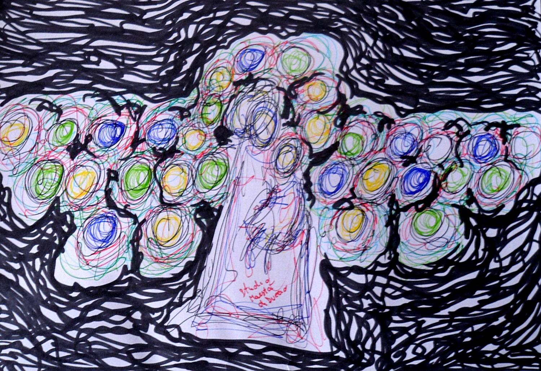 Studio per omaggio a Duccio