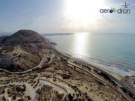 fotografia aerea tomada con un dron aero-dron.es alicante, valencia, albacete y murcia