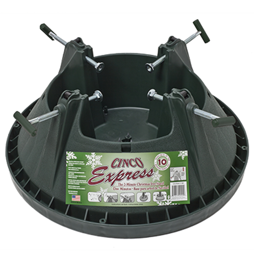 CINCO TREE STAND- TREES UP TO 10FT