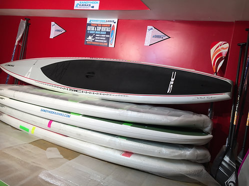 14' SIC SUP x 14 Racing stand up paddle board RED