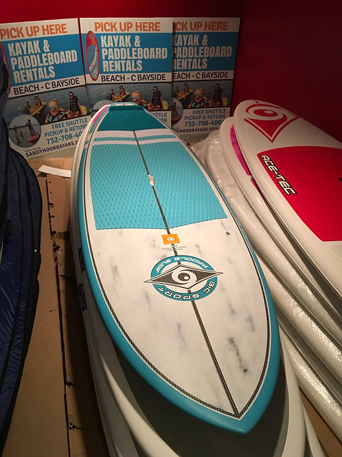 "9'0 x 31"" Bic Sport C-Tec Wave Pro carbon stand up paddle board"