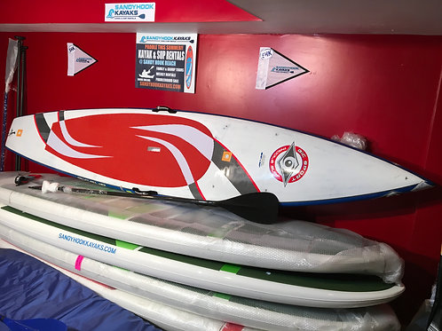 """12'6 Tracer x 29""""- C-TEC BIC Sport racing stand up paddle board sup"""